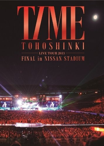 Tohoshinki Tohoshinki LIVE TOUR 2013 ~TIME~ FINAL in NISSAN STADIUM