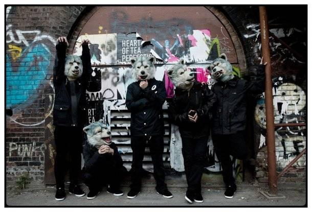 "MAN WITH A MISSION Ungkap Cover Untuk Album ""Tales Of Purefly"""