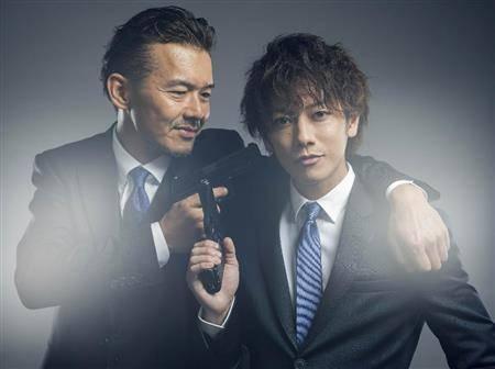 Sato Takeru Detective Drama