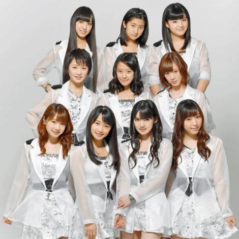 Event Morning Musume'14 Dibatalkan Karena Hujan Salju