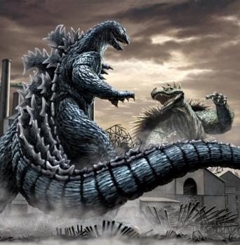 """Pameran """"Art of Godzilla"""" Digelar untuk Pertama Kali di Tokyo"""