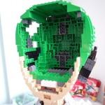 hatsune berukuran manusia dari lego 14