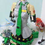 hatsune berukuran manusia dari lego 15