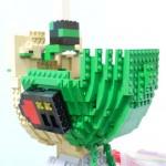 hatsune berukuran manusia dari lego 18