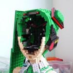 hatsune berukuran manusia dari lego 20