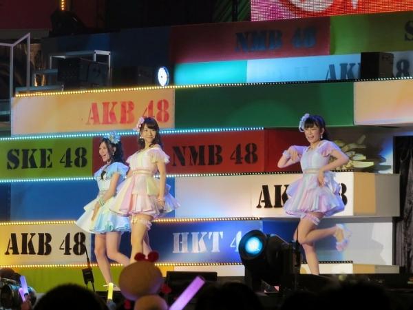 yuki di konser nmb48