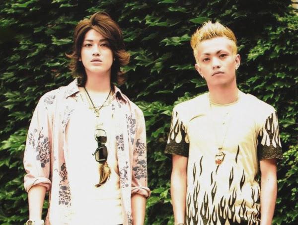 Jin Akanishi dan Tanaka Koki dikabarkan Akan Membentuk Sebuah Unit Baru