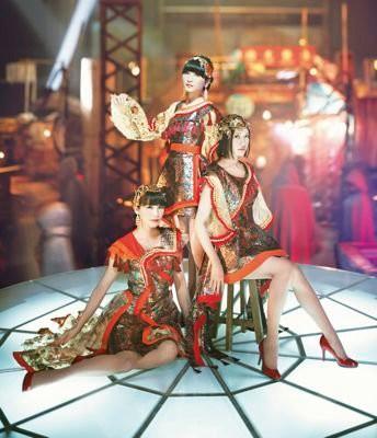 Perfume Mengungkap Cover Art dan Teaser untuk Cling Cling (1)