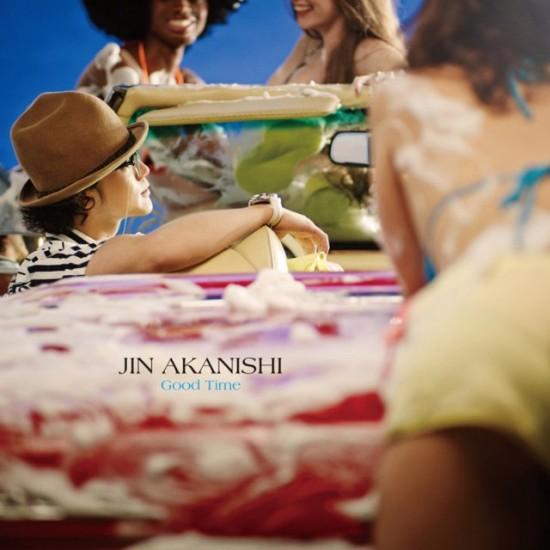Single Pertama Jin Akanishi Dibawah Label Barunya