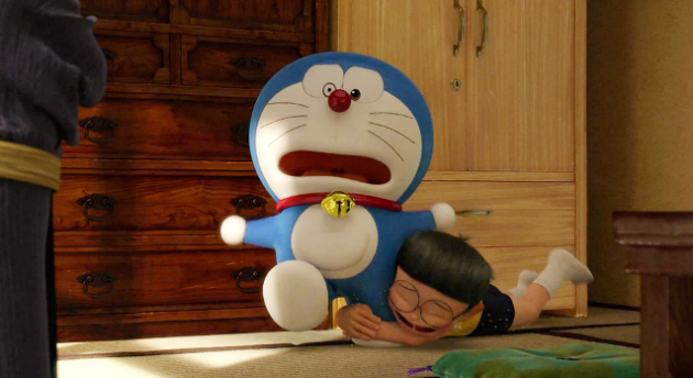 Doraemon Stand by Me-1
