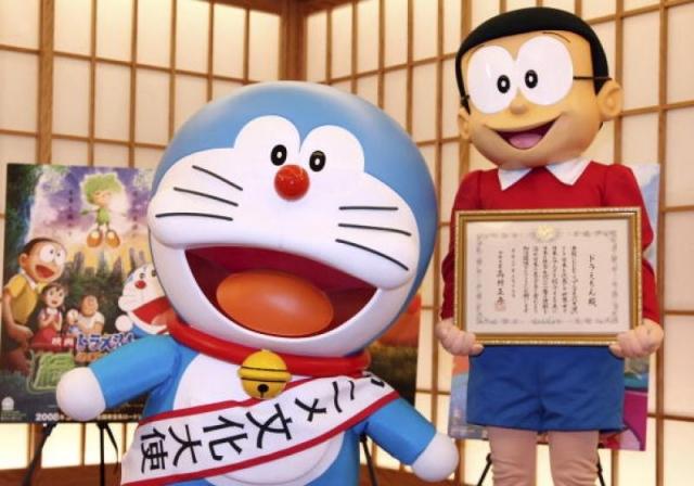 Ini Fakta-Fakta dari Kartun Doraemon