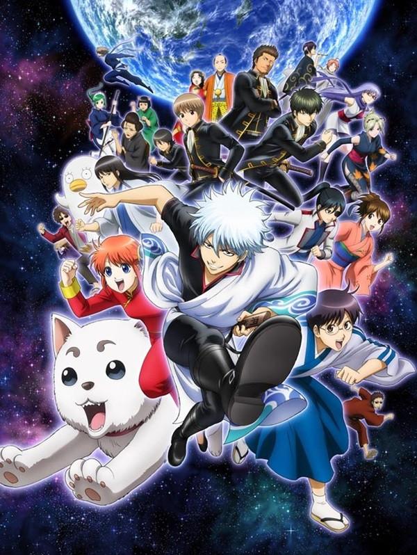 Ternyata Gintama Anime Paling Ditunggu!