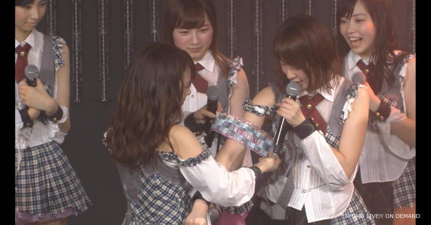 Yamada Nana Menunjuk Captain Baru Untuk Team M