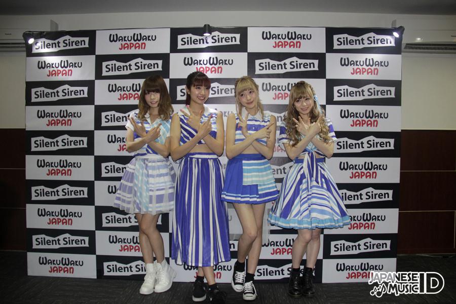 """Nih Harga Tiket untuk Konser """"Silent Siren S WORLD TOUR 2016"""""""