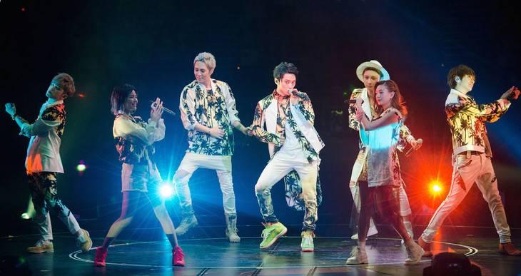 AAA Adakan Tour Dome Pertamanya
