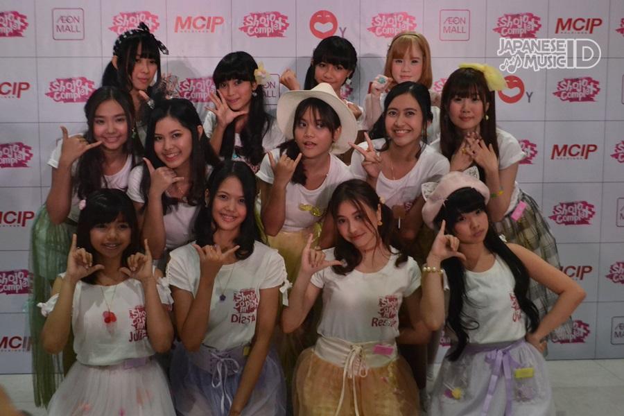 """[LIPUTAN] Yuk Kenalan dengan Idol Group baru """"Shojo Complex"""" dari Jakarta"""