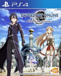 """Bandai Namco Rayakan """"Sword Art Online: Hollow Realization"""" dengan Merilis Trailer Baru"""