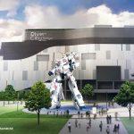 Live-Size Gundam di DiverCity Tokyo Akan Diganti