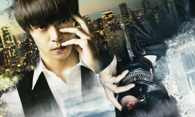 [Review] Tokyo Ghoul Live Action