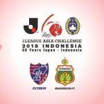 """Suksesnya Pertandingan """"J-League Asia Challenge 2018: FC Tokyo vs Bhayangkara FC"""""""
