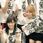 Dekatnya Pertemanan antara Asami (LOVEBITES) dan Sayaka Yamamoto (NMB48)