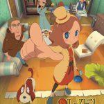 "Anime ""Layton Mystery Tanteisha"" Telah Merilis PV Pertamanya dan Ungkapkan Tanggal Rilis"