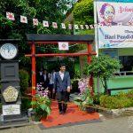 """[Liputan] Lumina Scarlet Mewarnai """"INOSAI 5"""" di SMK Negeri 1 Bekasi"""
