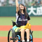 "Intip Semangat Igari Tomoka ""Kamen Joshi"" Melakukan 'Pitching' pada Pertandingan Baseball"