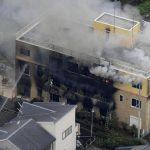 Pembakaran & Penusukan Terjadi di Studio Kyoto Animation
