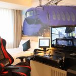 Hotel Ini Tawarkan Kamar Bertema Kereta