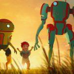 """Netflix Rilis Trailer dan Poster Serial Anime """"Eden"""""""