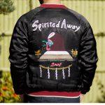 """Studio Ghibli Rilis Jaket Baseball untuk Menyabut 20 Tahun Film """"Spirited Away"""""""
