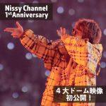 Nissy Bagikan Cuplikan Video Dari Konser Tur Domenya di Youtube